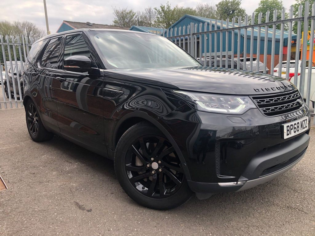 Land Rover Discovery SUV 3.0 SD V6 HSE Auto 4WD (s/s) 5dr