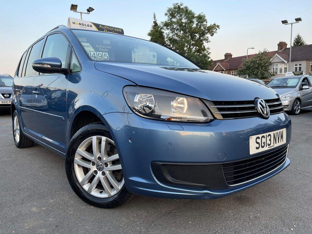 Volkswagen Touran MPV 1.4 TSI SE 5dr (7 Seat)