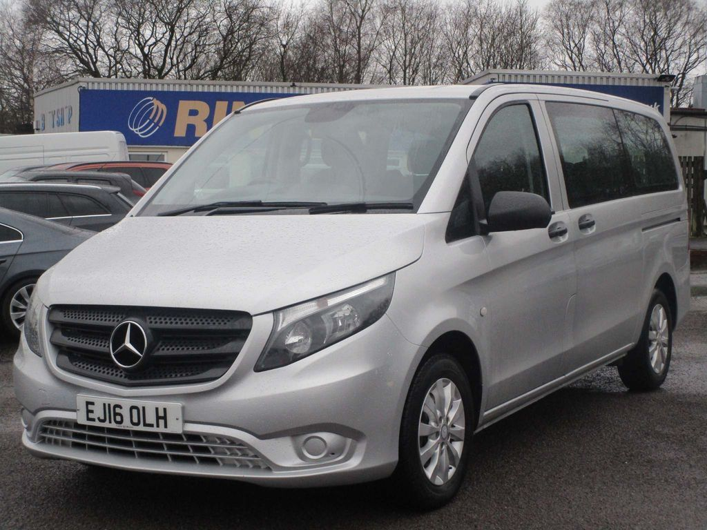 Mercedes-Benz Vito Other 1.6 111 CDi BlueTEC SELECT Tourer FWD L2 EU6 5dr