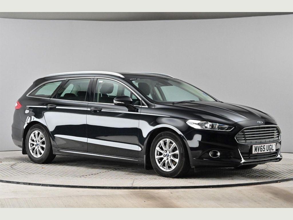 Ford Mondeo Estate 2.0 TDCi Titanium (s/s) 5dr