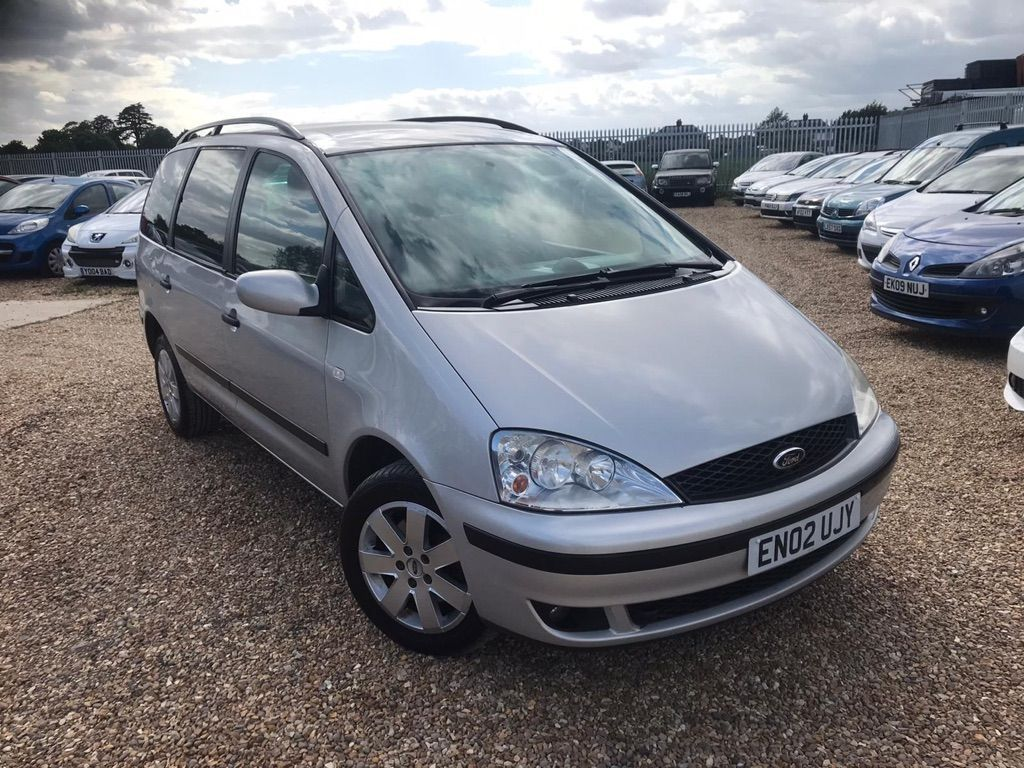Ford Galaxy MPV 1.9 TDi Zetec 5dr (7 Seats)
