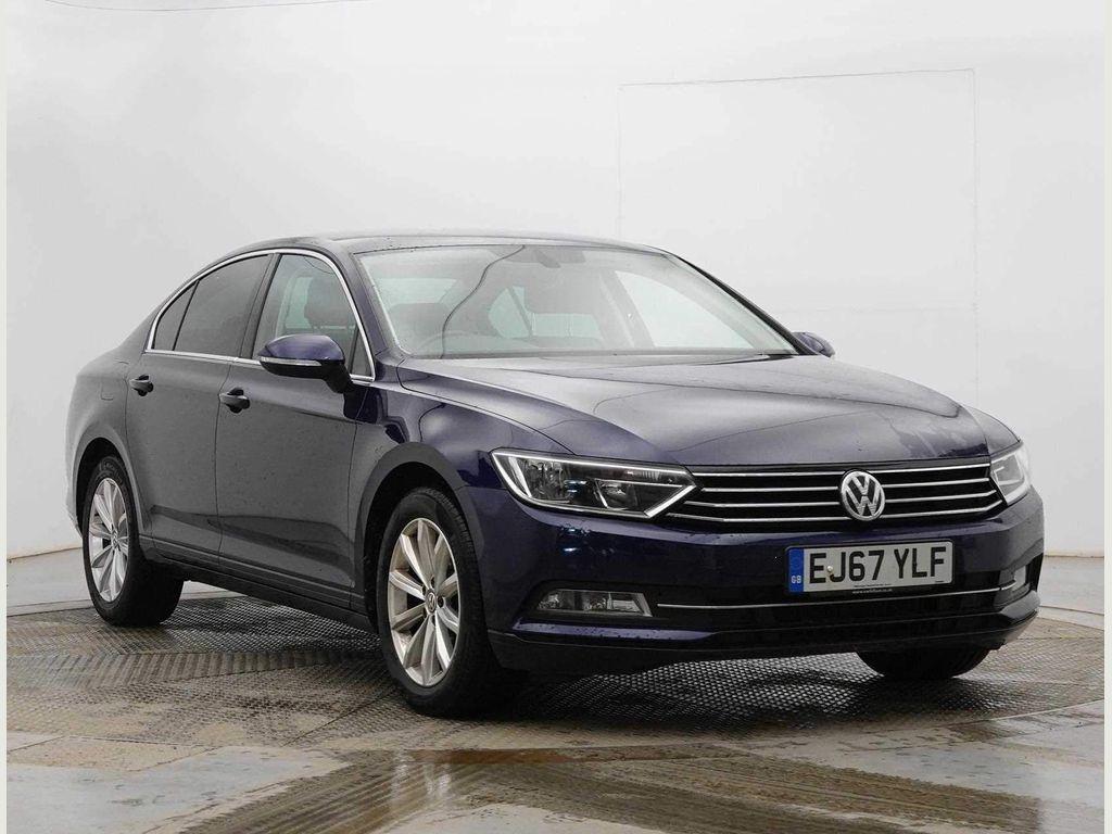 Volkswagen Passat Saloon 1.6 TDI SE Business (s/s) 4dr