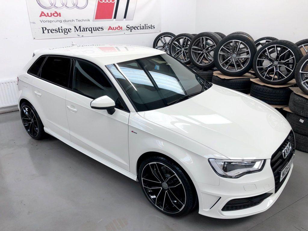 Audi A3 Hatchback 1.6 TDI S line Sportback 5dr