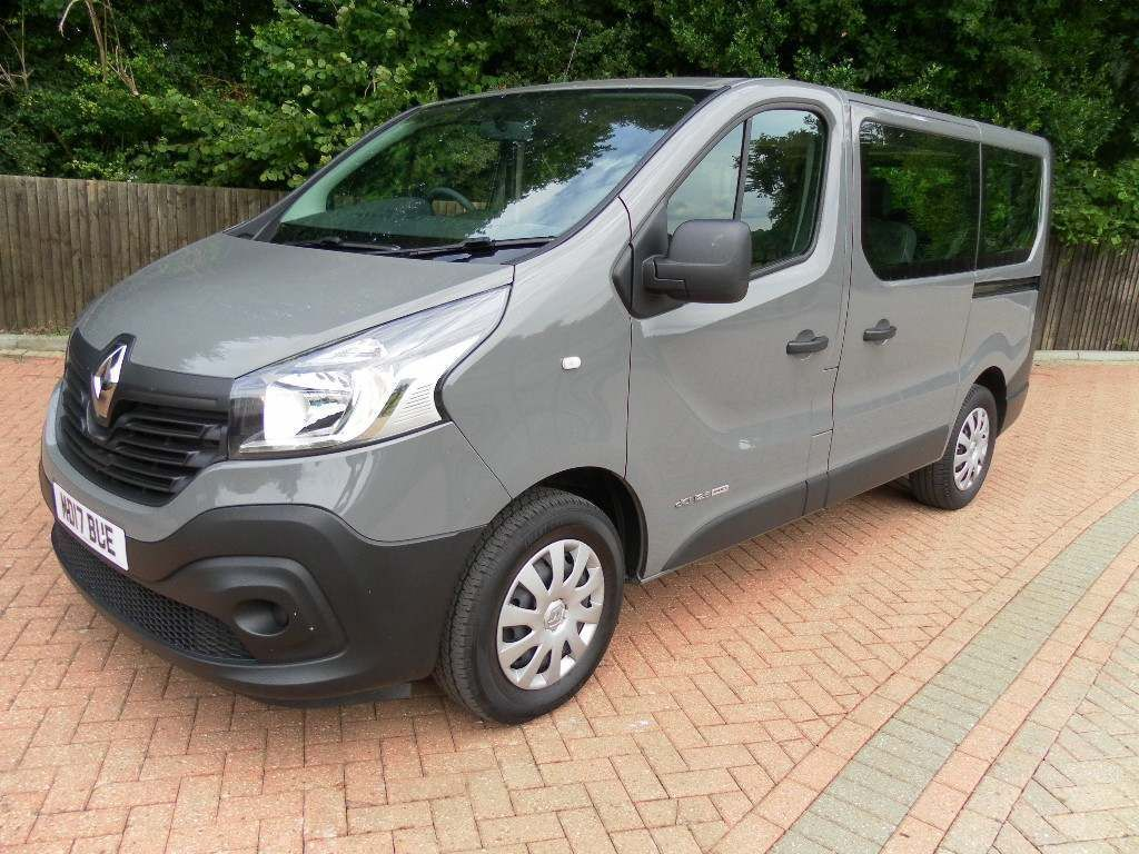 RENAULT TRAFIC Other 1.6 dCi Energy SL27 Business Passenger 5dr (9 Seats, EU6)