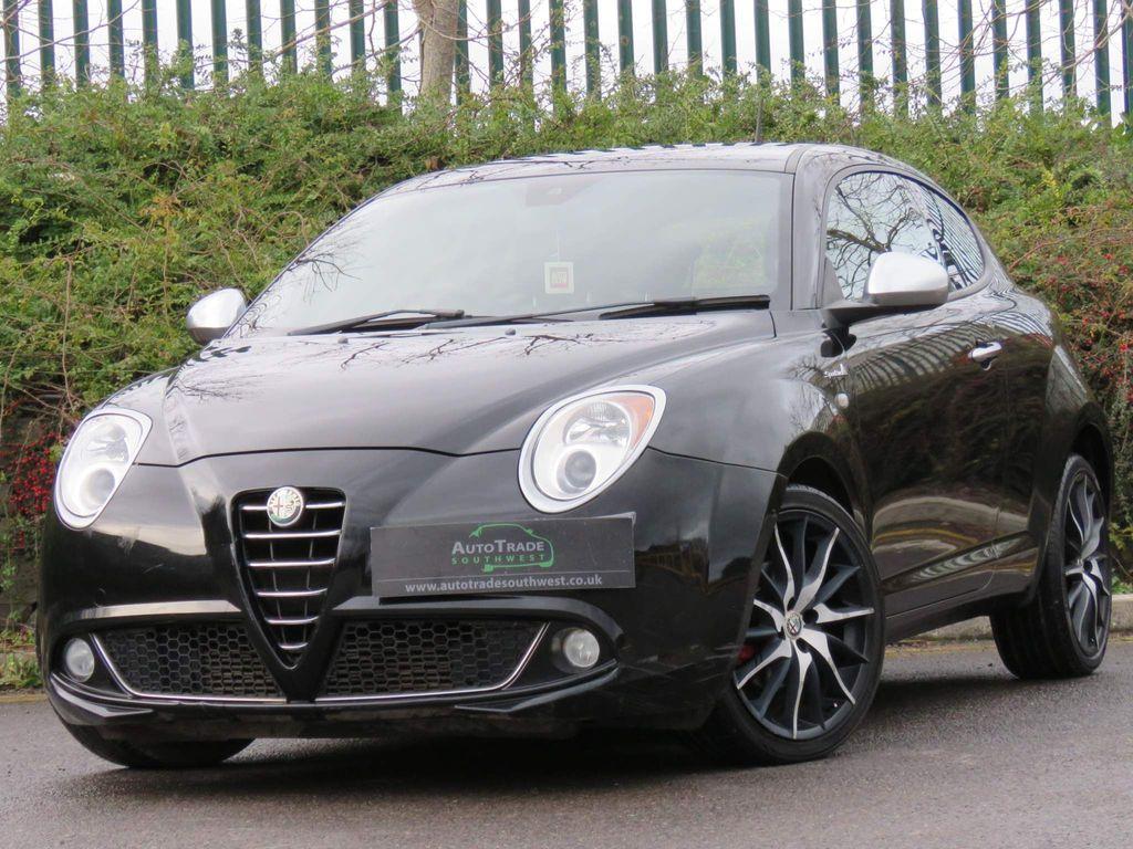Alfa Romeo MiTo Hatchback 1.4 MultiAir Sportiva 3dr