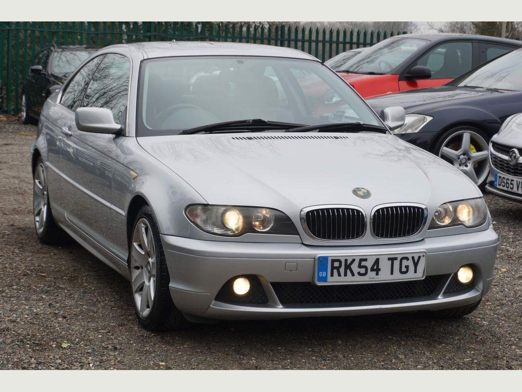 BMW 3 Series Coupe 2.5 325Ci 325 SE 2dr