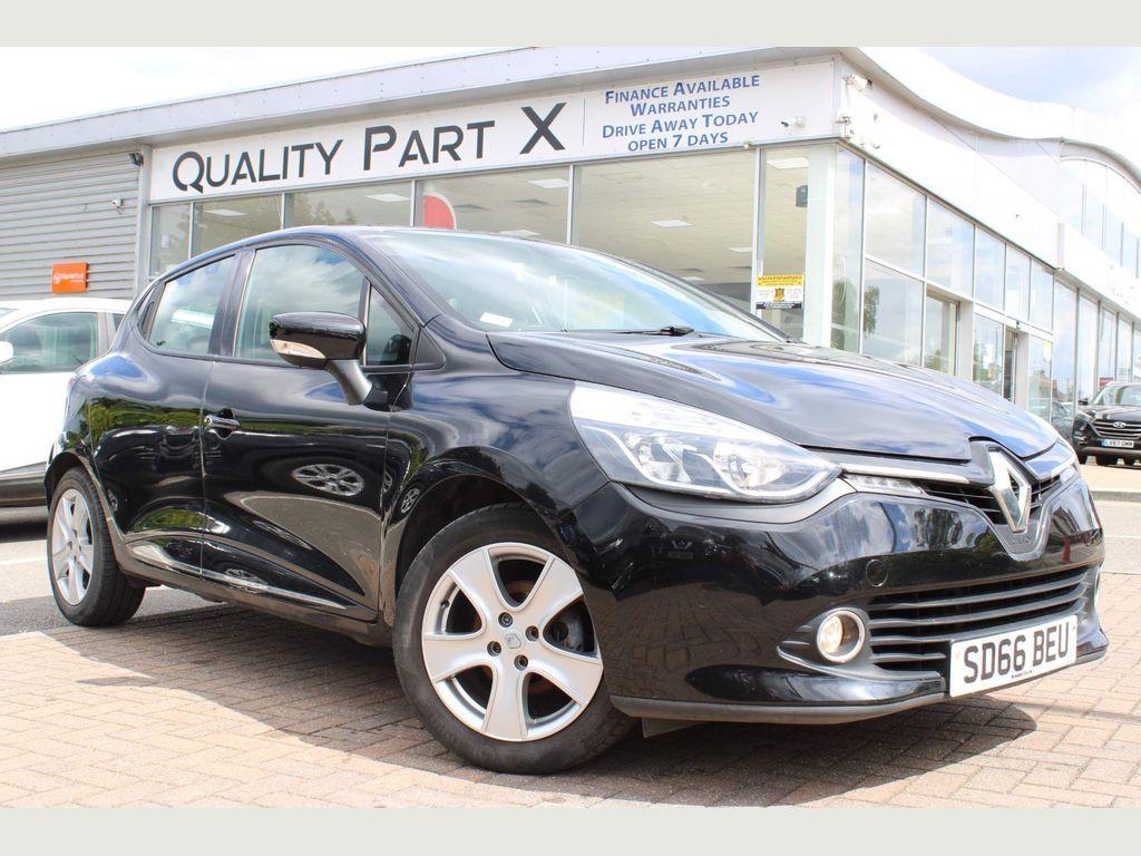 Renault Clio Hatchback 1.2 16V Dynamique Nav (s/s) 5dr