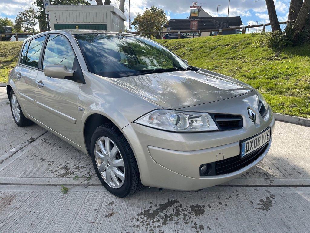 Renault Megane Hatchback 1.5 dCi Tech Run 5dr