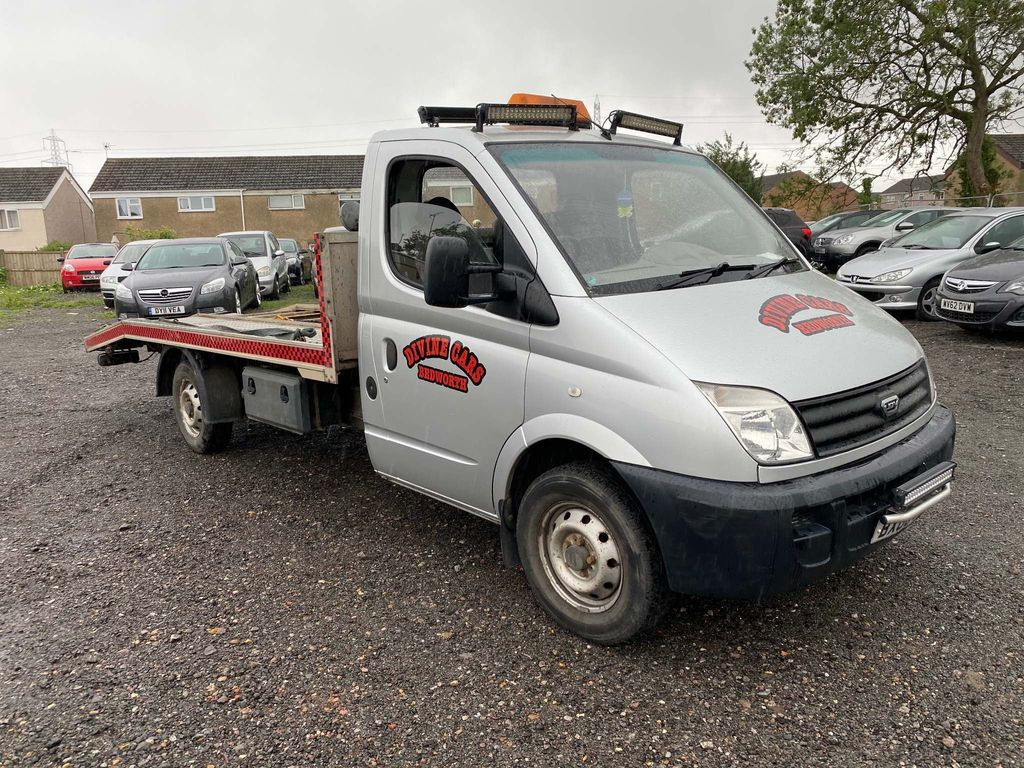 LDV MAXUS Unlisted Recovery Truck