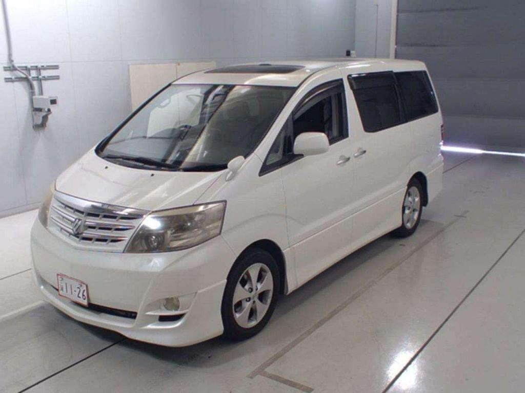Toyota Alphard MPV AS