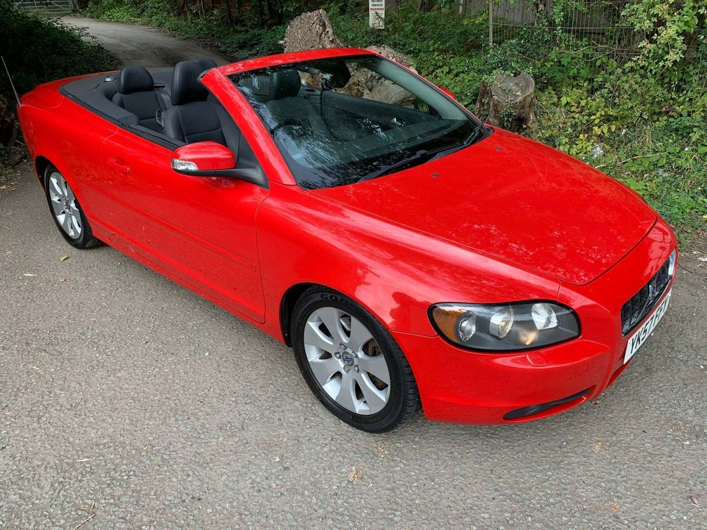 Volvo C70 Convertible 2.4 D5 Sport 2dr