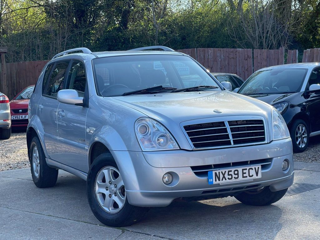 SsangYong Rexton SUV 2.7 TD S T-Tronic 4x4 5dr