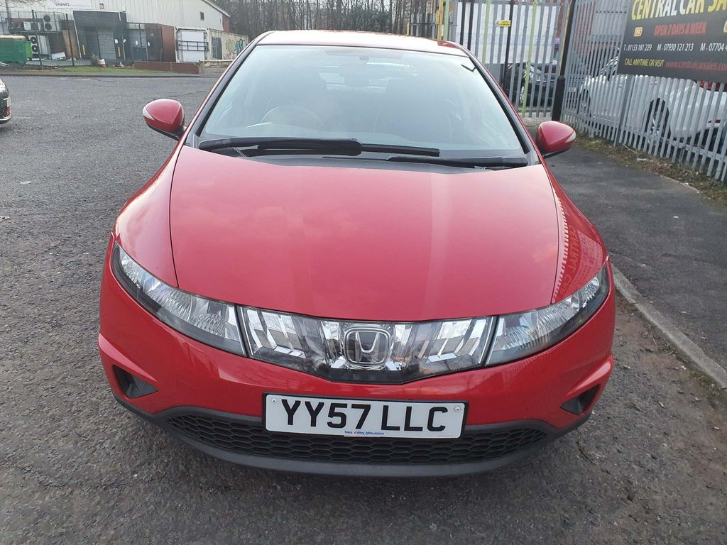 Honda Civic Hatchback 1.4 i-DSI SE i-Shift 5dr