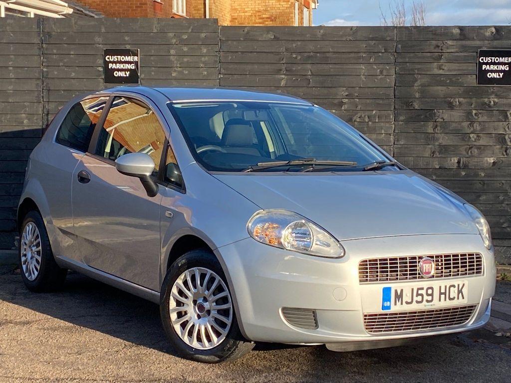 Fiat Grande Punto Hatchback 1.4 8v Active 3dr