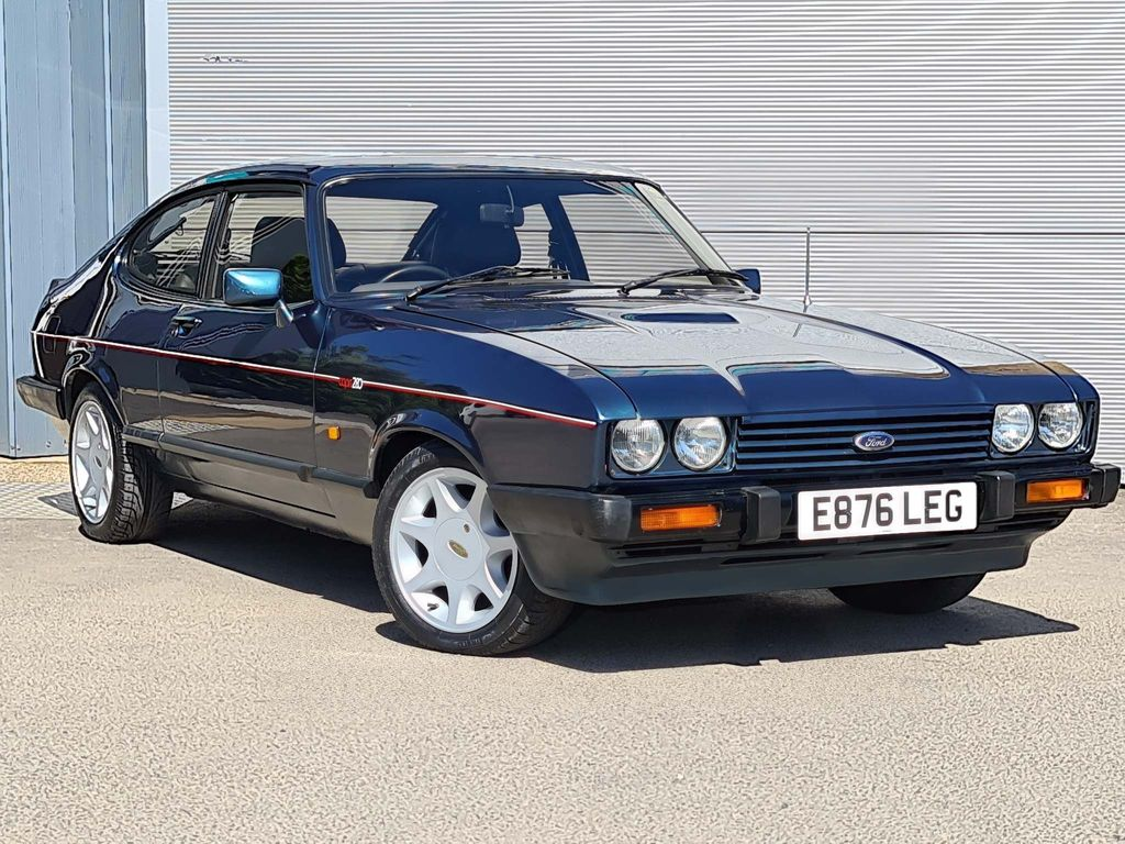 Ford Capri Hatchback 2.8 Limited Edition Fastback 3dr