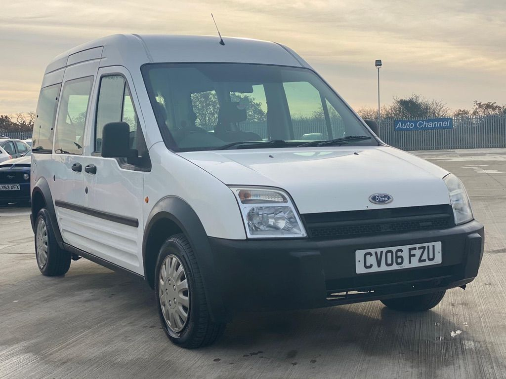 Ford Tourneo Connect MPV 1.8 TDCi L Bus 5dr (5 Seats)