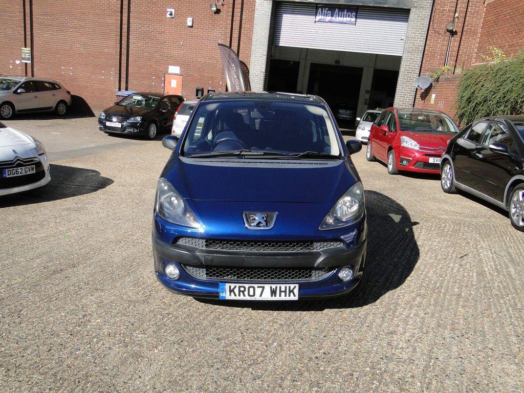 Peugeot 1007 Hatchback 1.6 16v Sport 3dr