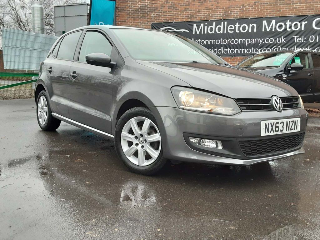 Volkswagen Polo Hatchback 1.2 Match Edition 5dr