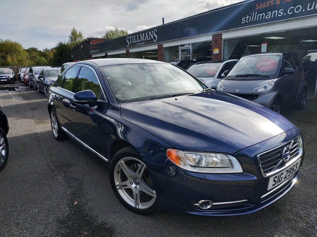Volvo S80 Saloon 3.0 T6 Executive Geartronic 4dr