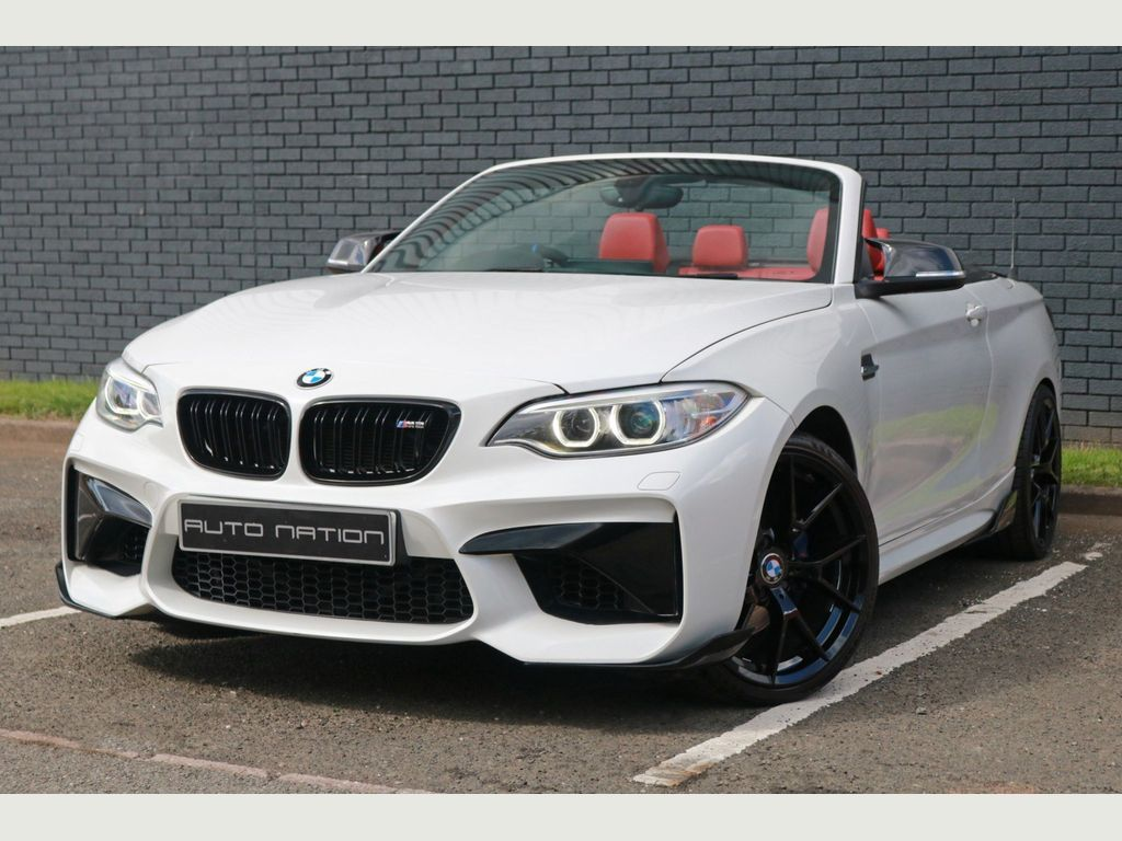 BMW M2 Coupe 3.0 DCT (s/s) 2dr