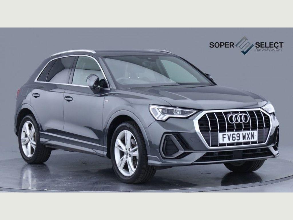 Audi Q3 SUV 2.0 TDI 35 S line S Tronic (s/s) 5dr