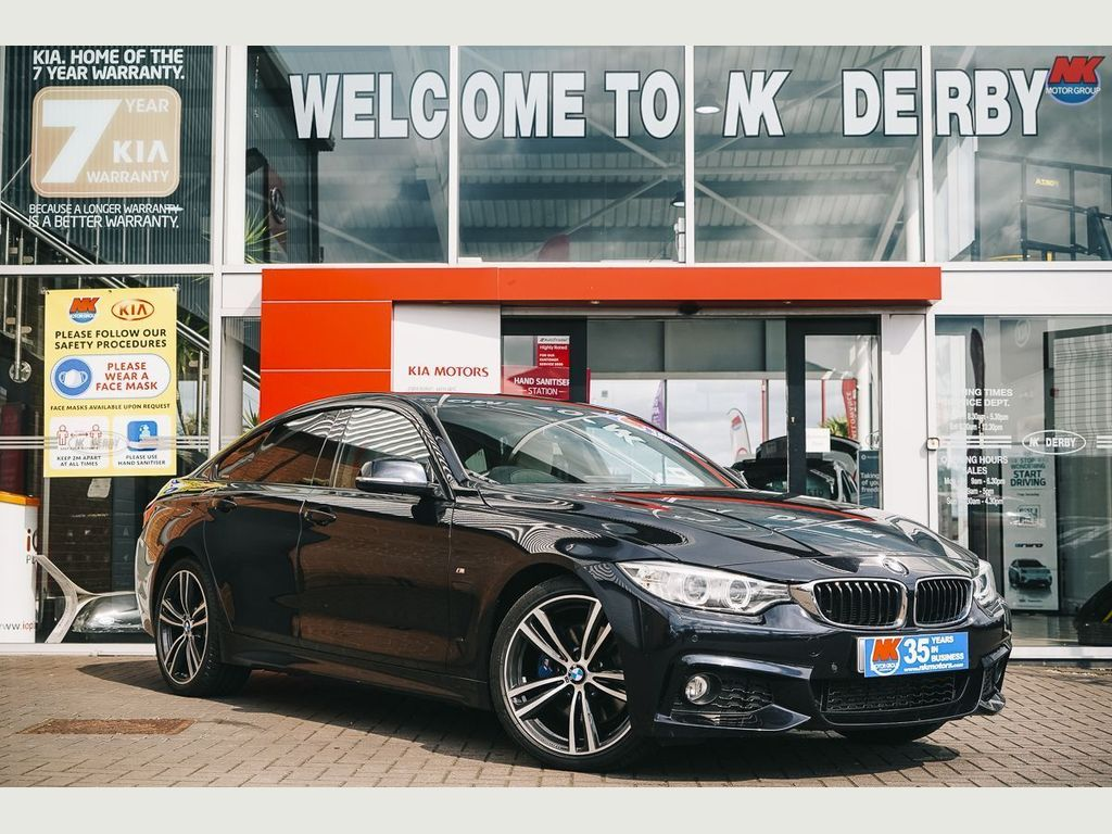 BMW 4 Series Unlisted 420d [190] M Sport 5dr Auto [Professional Media]