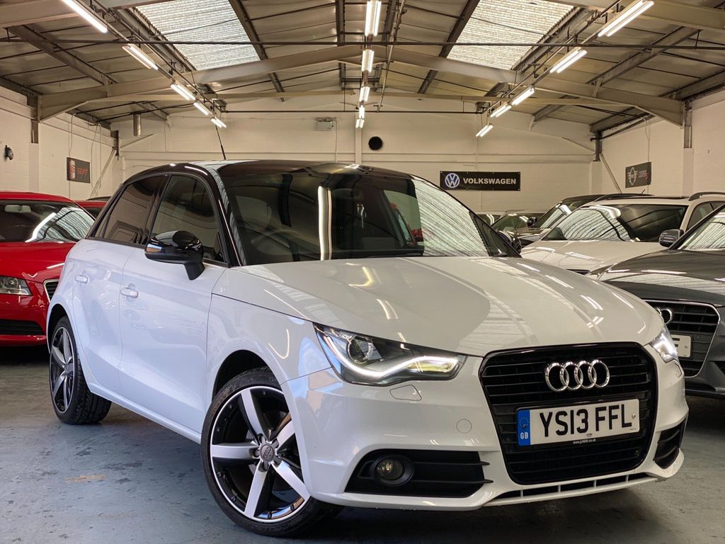 Audi A1 Hatchback 1.4 TFSI Amplified Edition Sportback 5dr