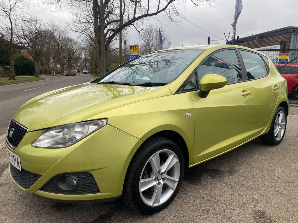 SEAT Ibiza Hatchback 1.4 16v Sport 5dr
