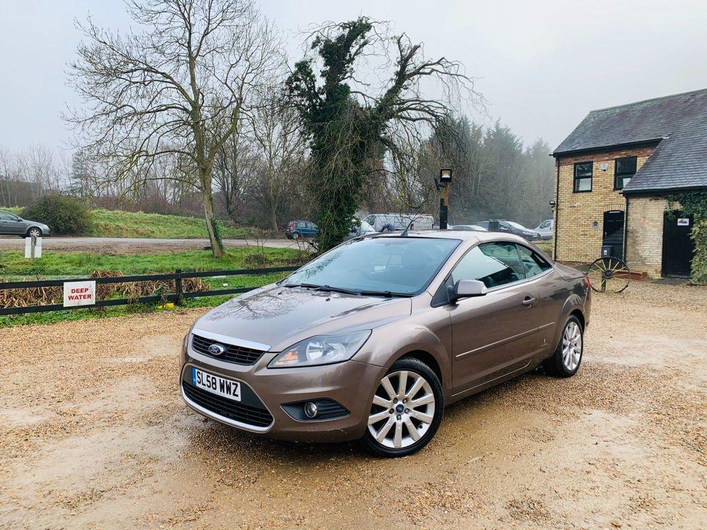 Ford Focus CC Convertible 2.0 CC-2 2dr