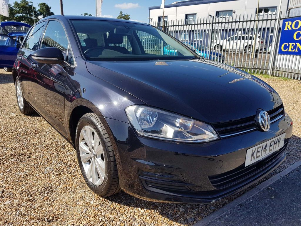 Volkswagen Golf Hatchback 2.0 TDI BlueMotion Tech SE DSG (s/s) 5dr