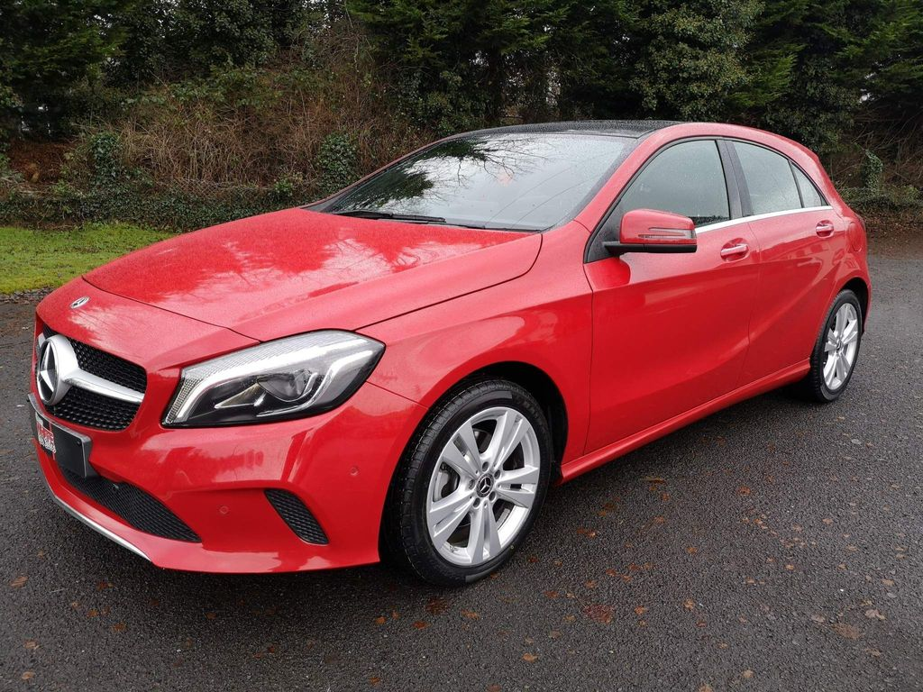 Mercedes-Benz A Class Hatchback 1.6 A160 Sport (Premium Plus) (s/s) 5dr