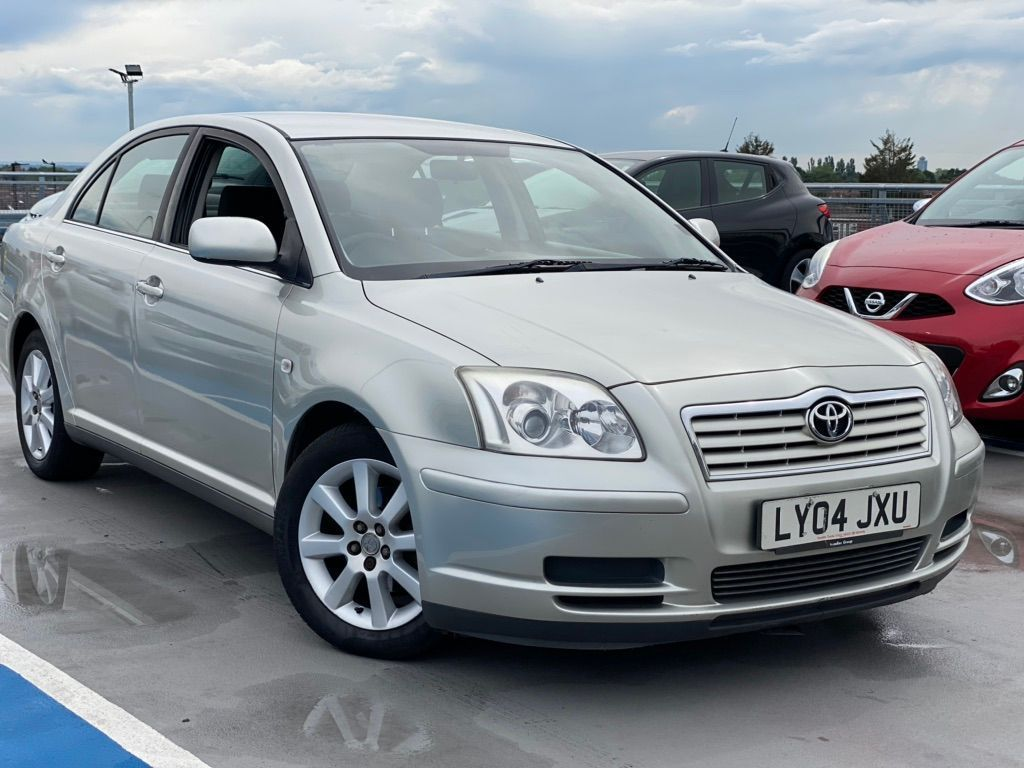 Toyota Avensis Saloon 1.8 VVT-i T3-S 4dr