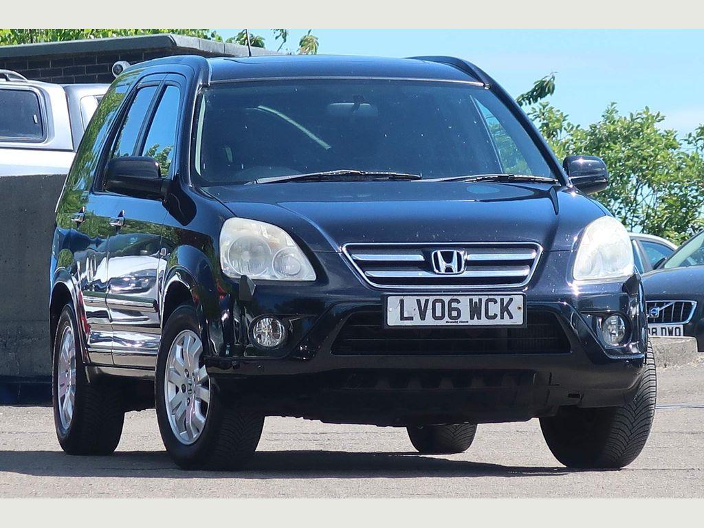 Honda CR-V SUV 2.2 i-CDTi Executive 5dr