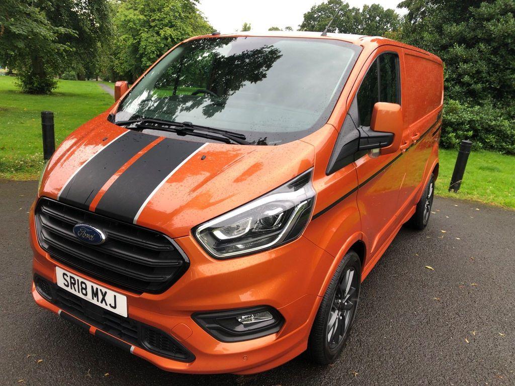 Ford Transit Custom Panel Van 2.0 290 EcoBlue Sport L1 H1 EU6 5dr
