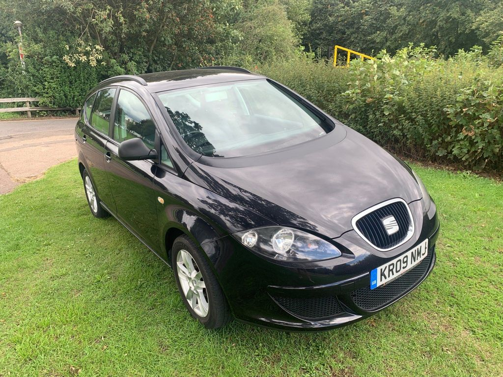 SEAT Altea XL MPV 1.9 TDI Reference 5dr