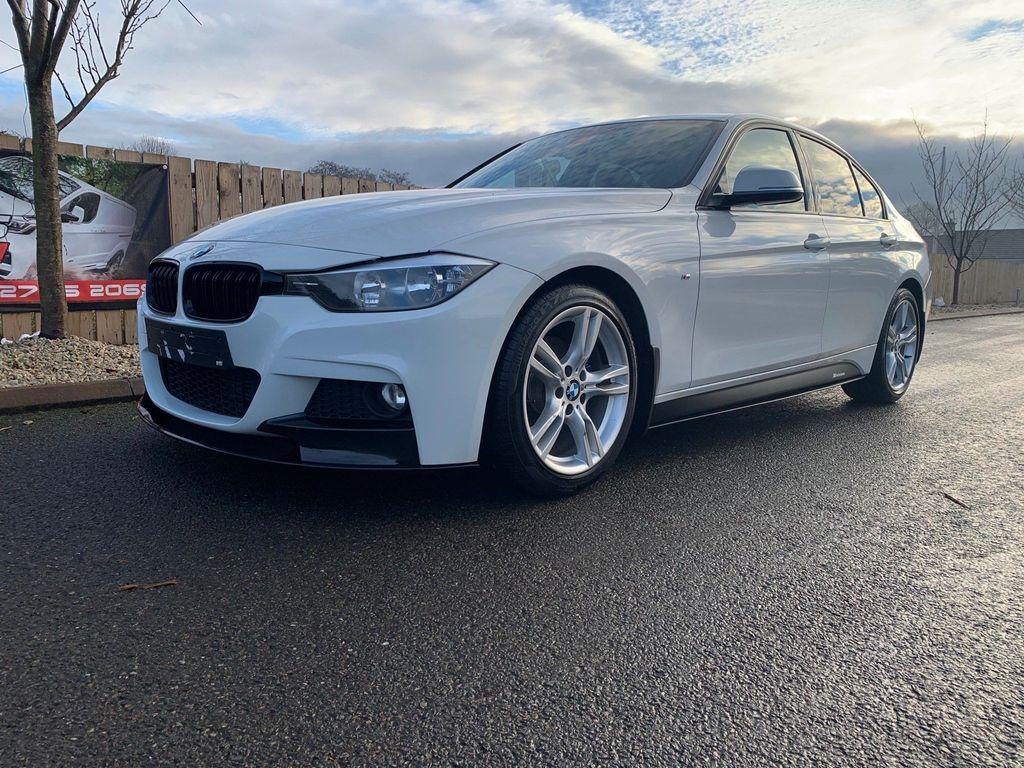 BMW 3 Series Saloon 2.0 320d M Sport (s/s) 4dr