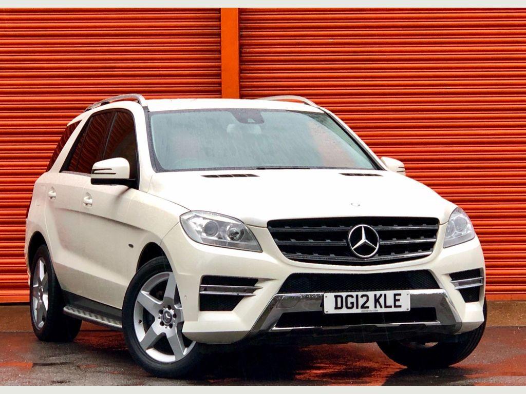 Mercedes-Benz M Class SUV 2.1 ML250 CDI BlueTEC AMG Line (Premium Plus) 7G-Tronic Plus 4x4 5dr