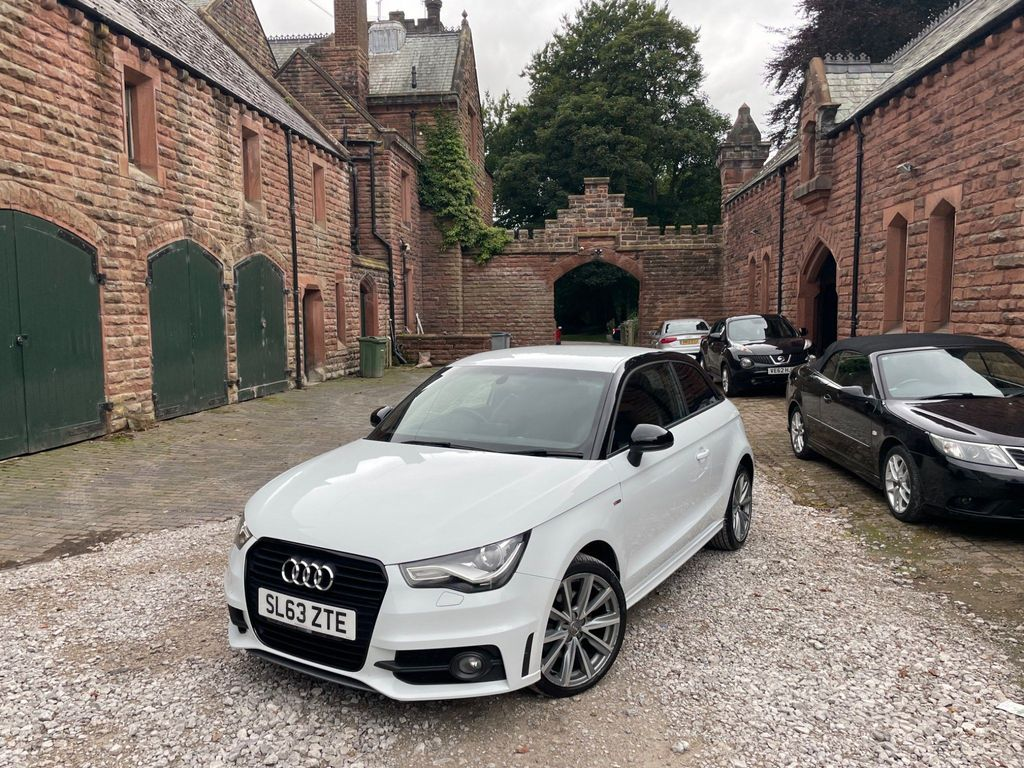 Audi A1 Hatchback 1.4 TFSI S line Style Edition 3dr