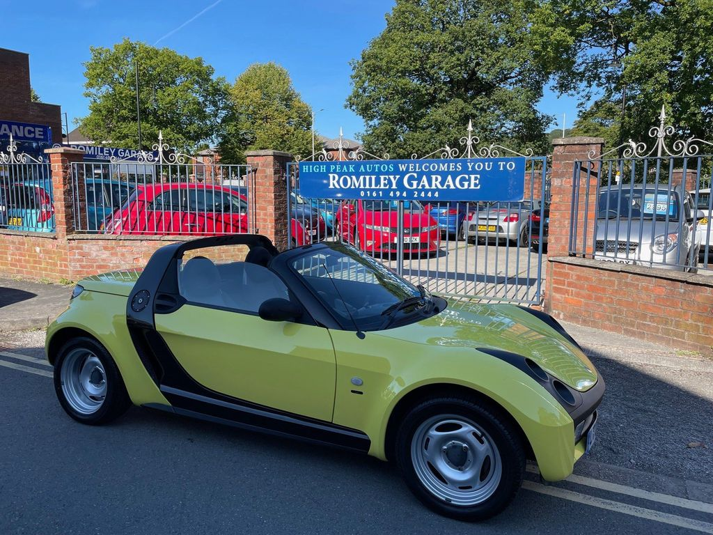 Smart Roadster Convertible 0.7 Light Special Edition Roadster 2dr