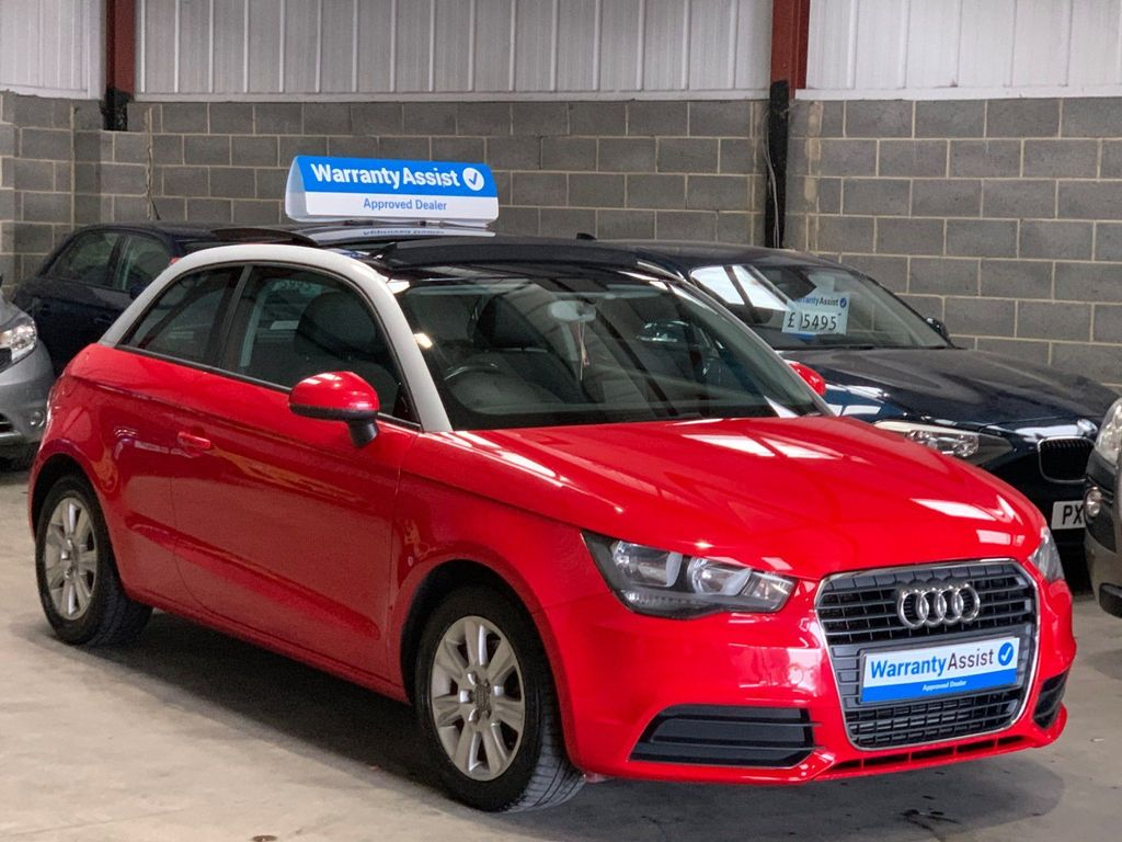 Audi A1 Hatchback 1.6 TDI Plus 3dr