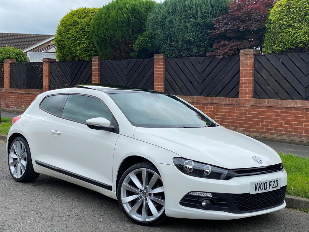 Volkswagen Scirocco Coupe 2.0 TDI CR GT 3dr