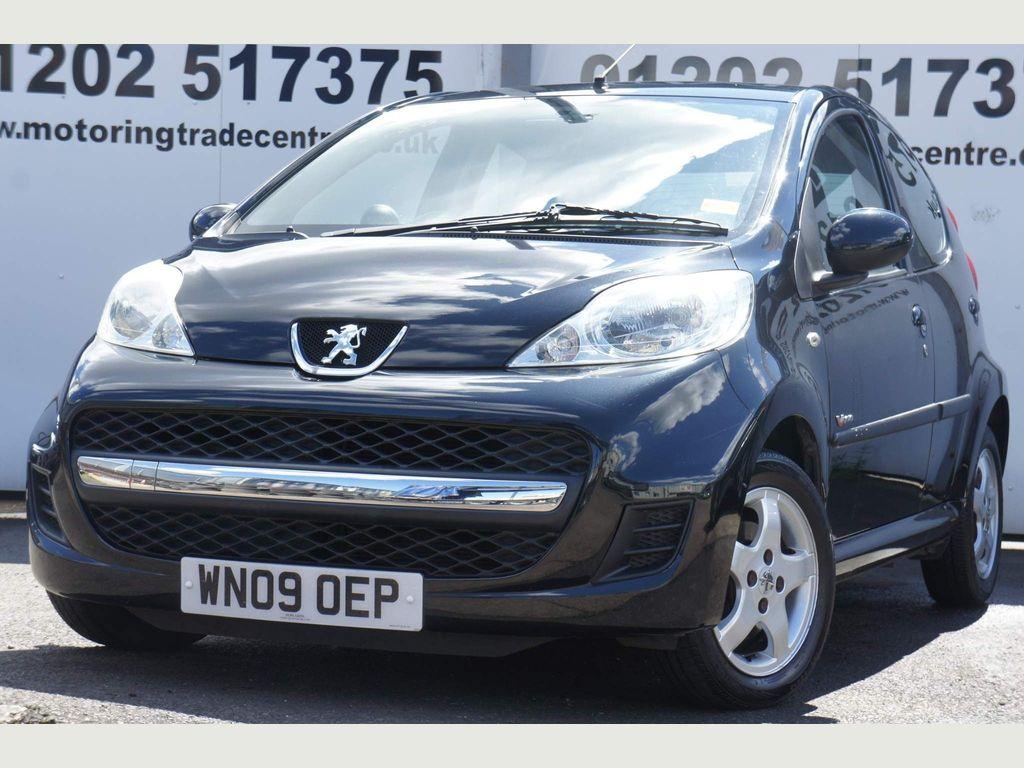 Peugeot 107 Hatchback 1.0 12v Verve 5dr