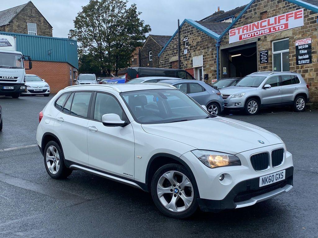 BMW X1 SUV 2.0 20d SE Auto xDrive 5dr