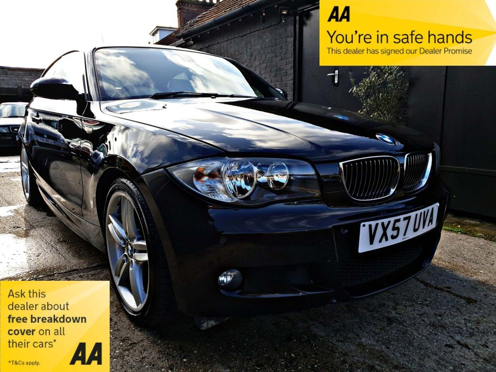 BMW 1 Series Hatchback 3.0 130i M Sport 3dr