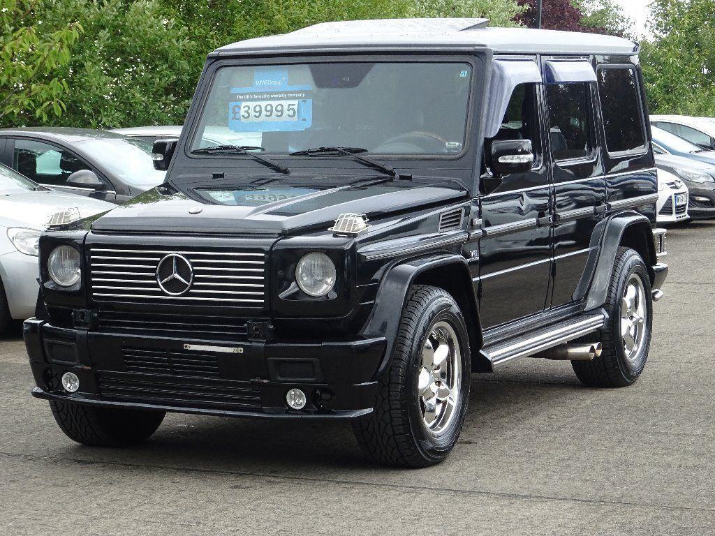 Mercedes-Benz G Class SUV