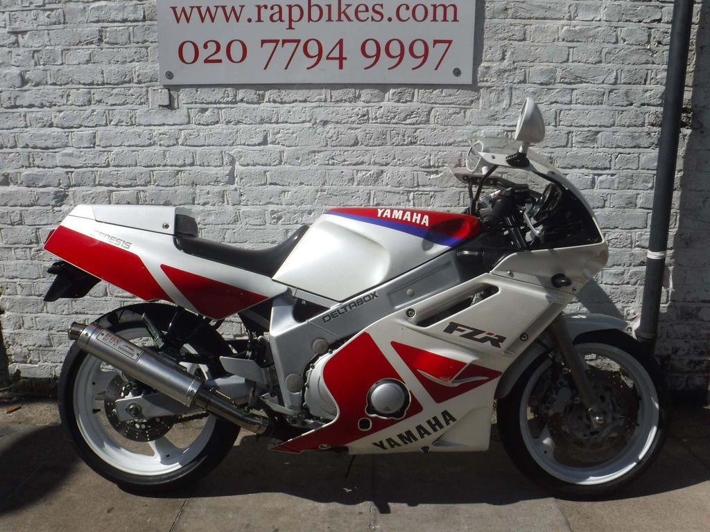 Yamaha FZR600 Sports Tourer 600