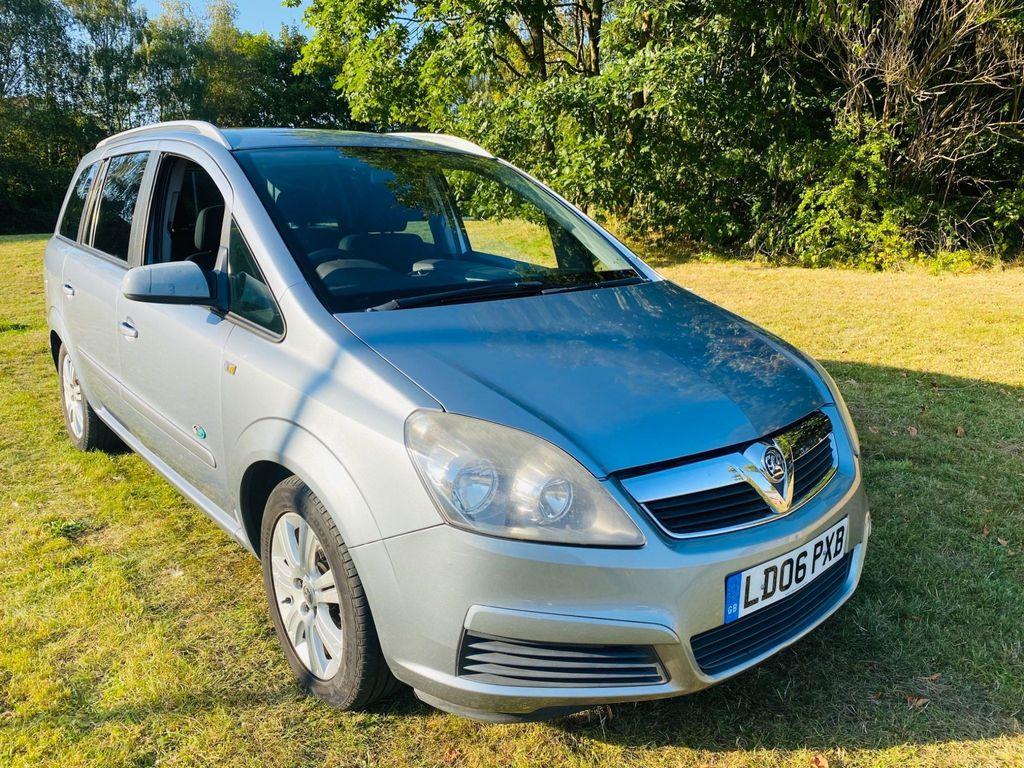 Vauxhall Zafira MPV 1.8 i 16v Active 5dr
