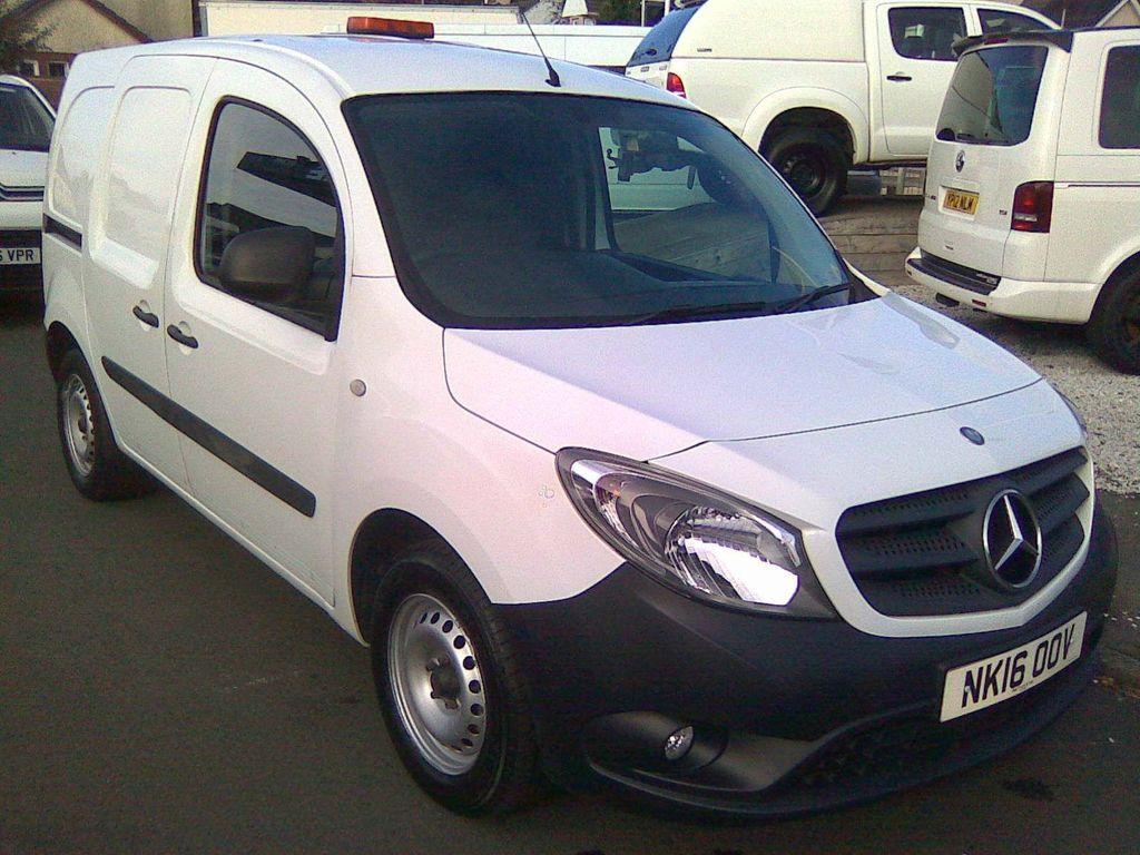 Mercedes-Benz Citan Panel Van 1.5 109 CDi BlueEFFICIENCY L2 EU5 (s/s) 5dr