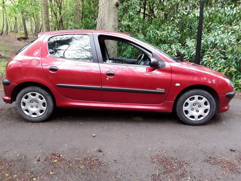 Peugeot 206 Hatchback 1.4 Urban 5dr