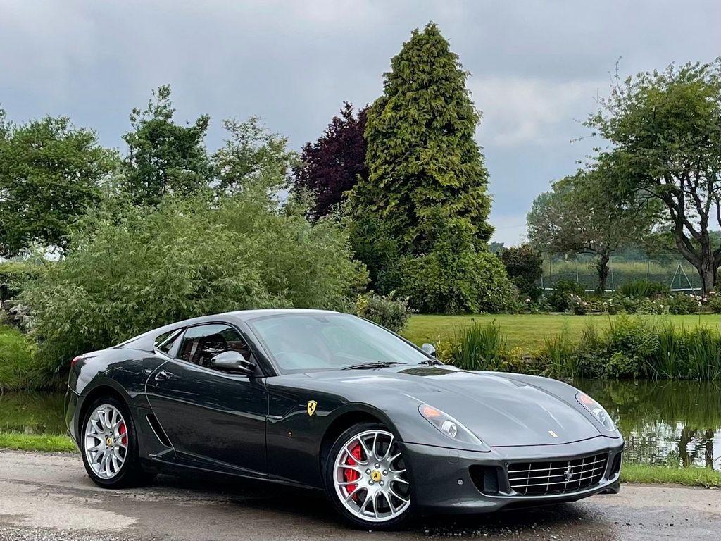 Ferrari 599 Coupe 6.0 F1 GTB Fiorano 2dr